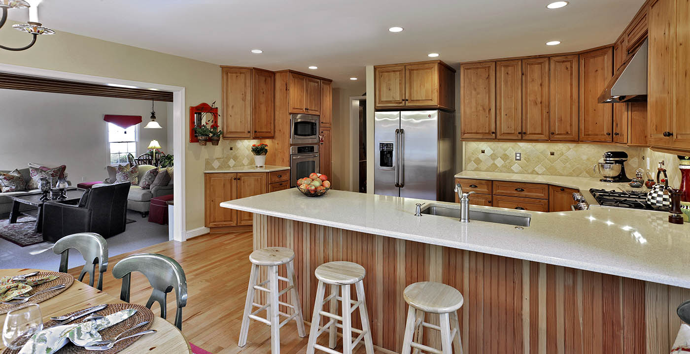 Chevy Chase, MD Top Quality Kitchen Remodel