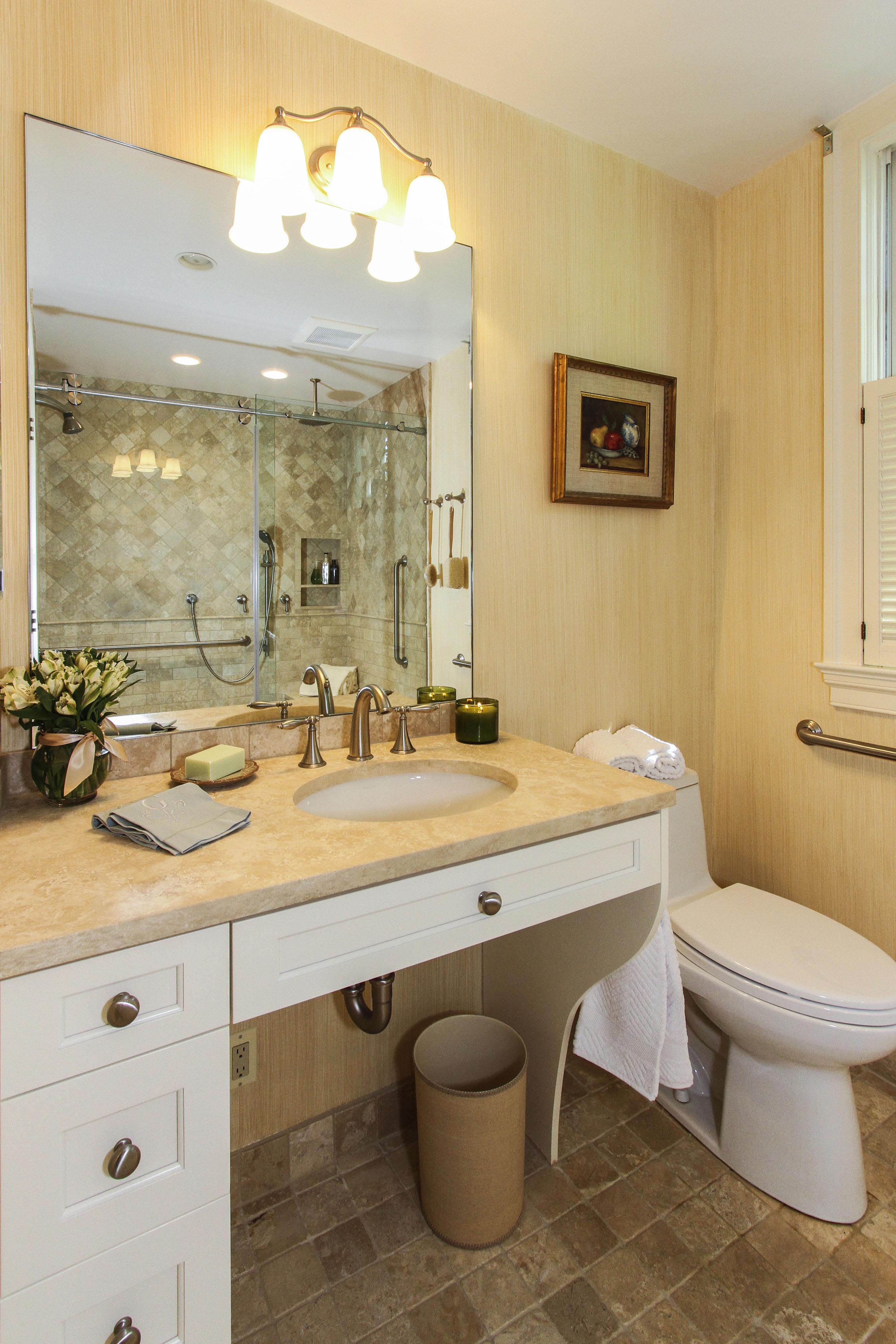 Chevy Chase, MD Bathroom Remodel