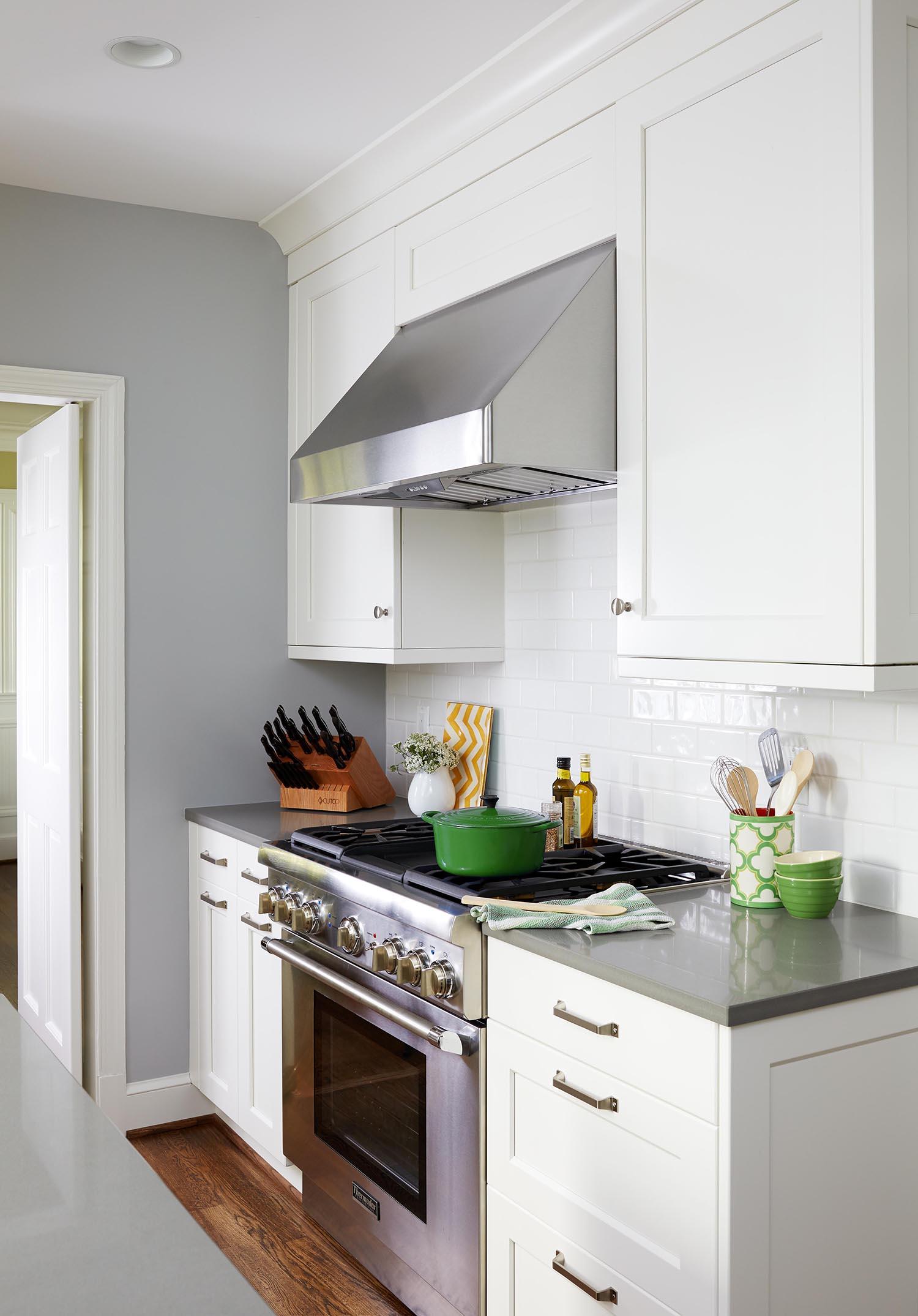Beautiful Kitchen Design In Bethesda, Maryland