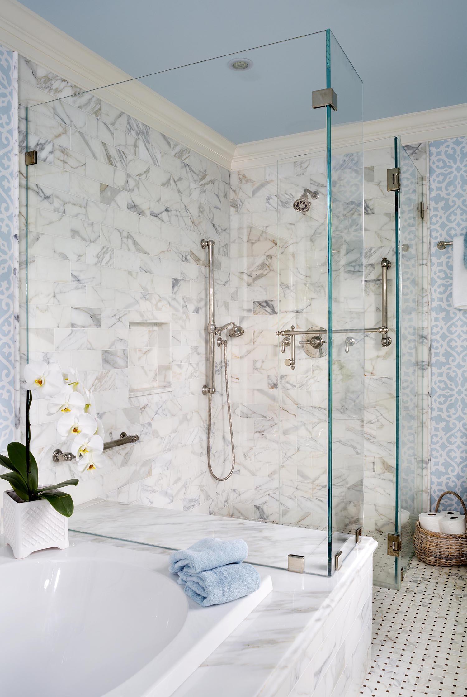 Bethesda MD Bathroom Designs