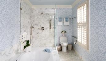 Bethesda, Maryland Bathroom Renovations