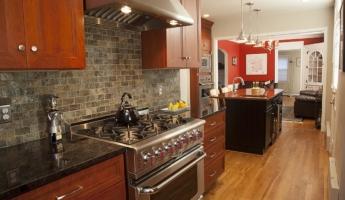 Upper Northwest, DC Kitchen Remodel