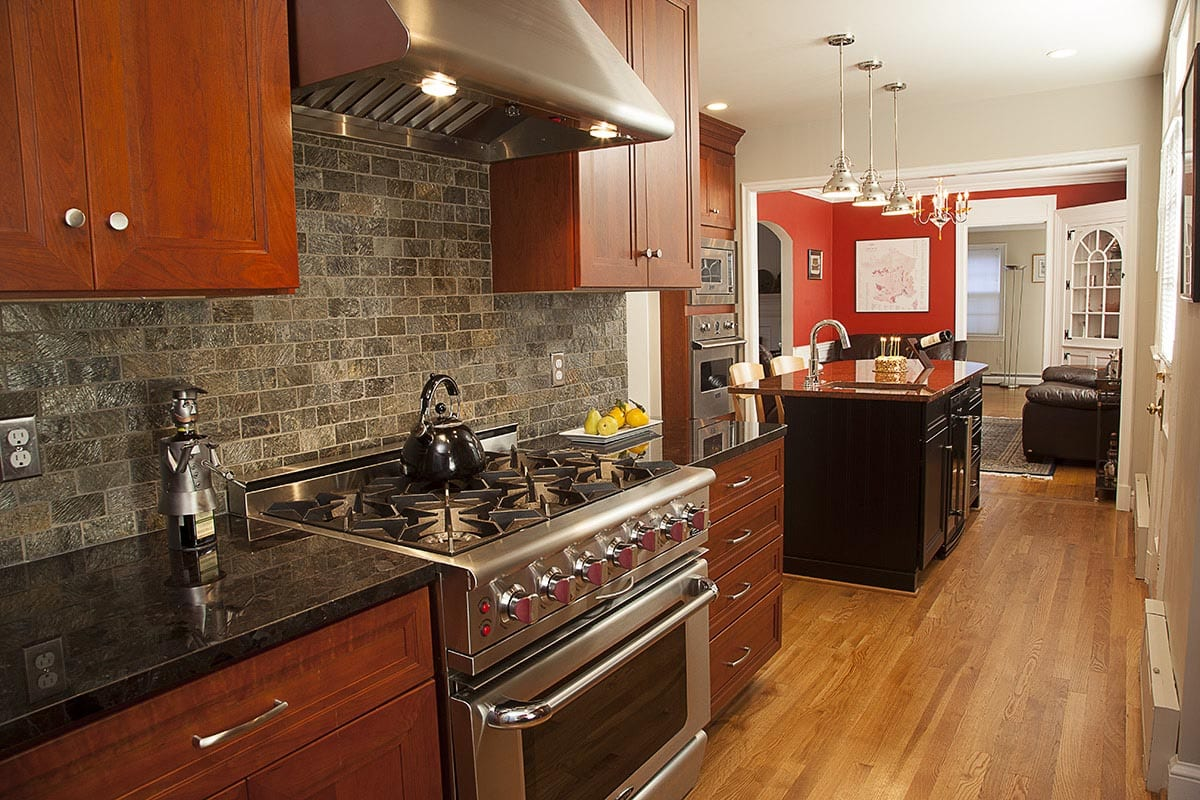 Upper Northwest, DC Kitchen Remodel