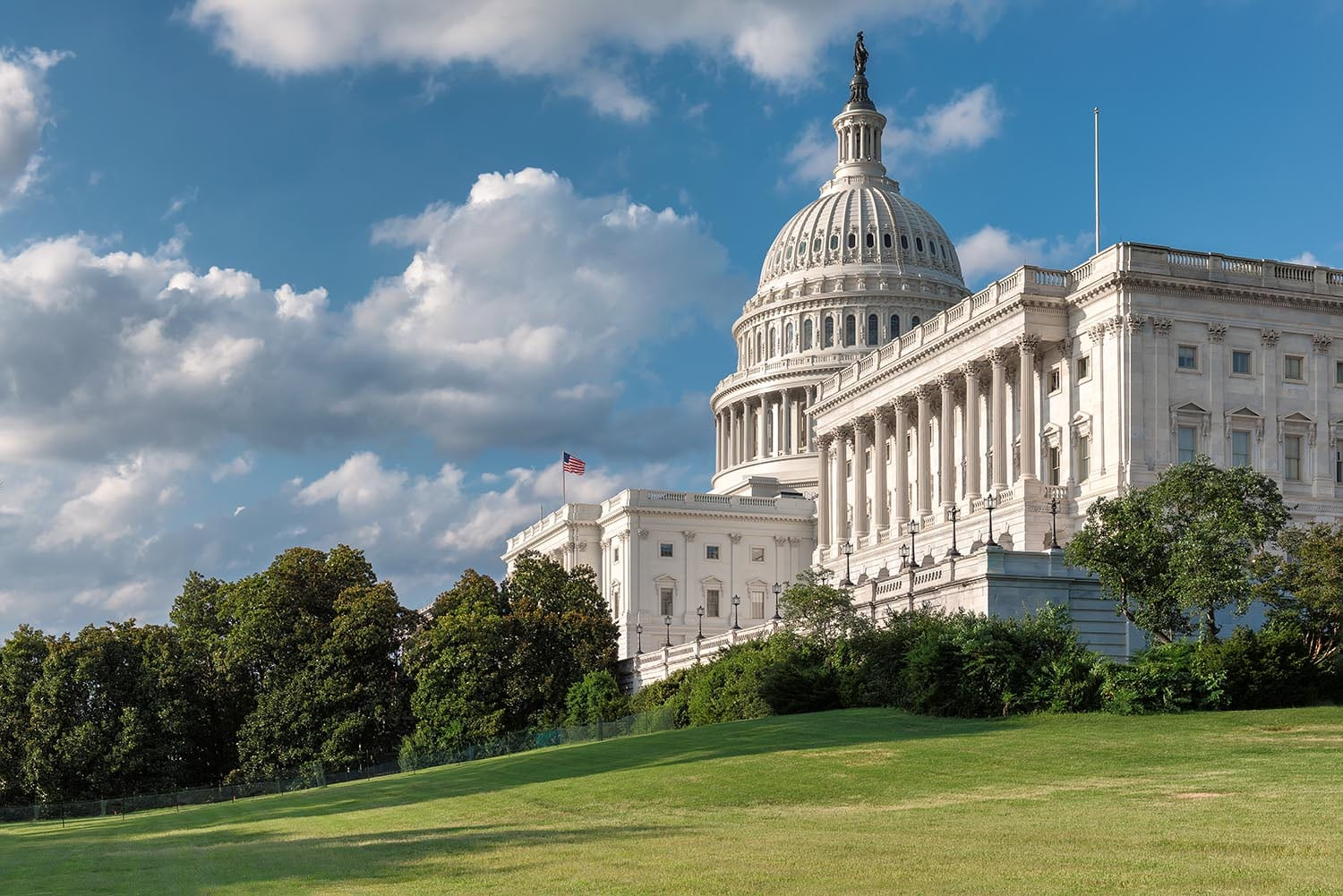 The United States Capitol, often called Capitol Hill, is the seat of the United States Congress, the legislative branch of the U.S. federal government. Capitol Hill, at the eastern end of the National Mall in Washington, D.C.