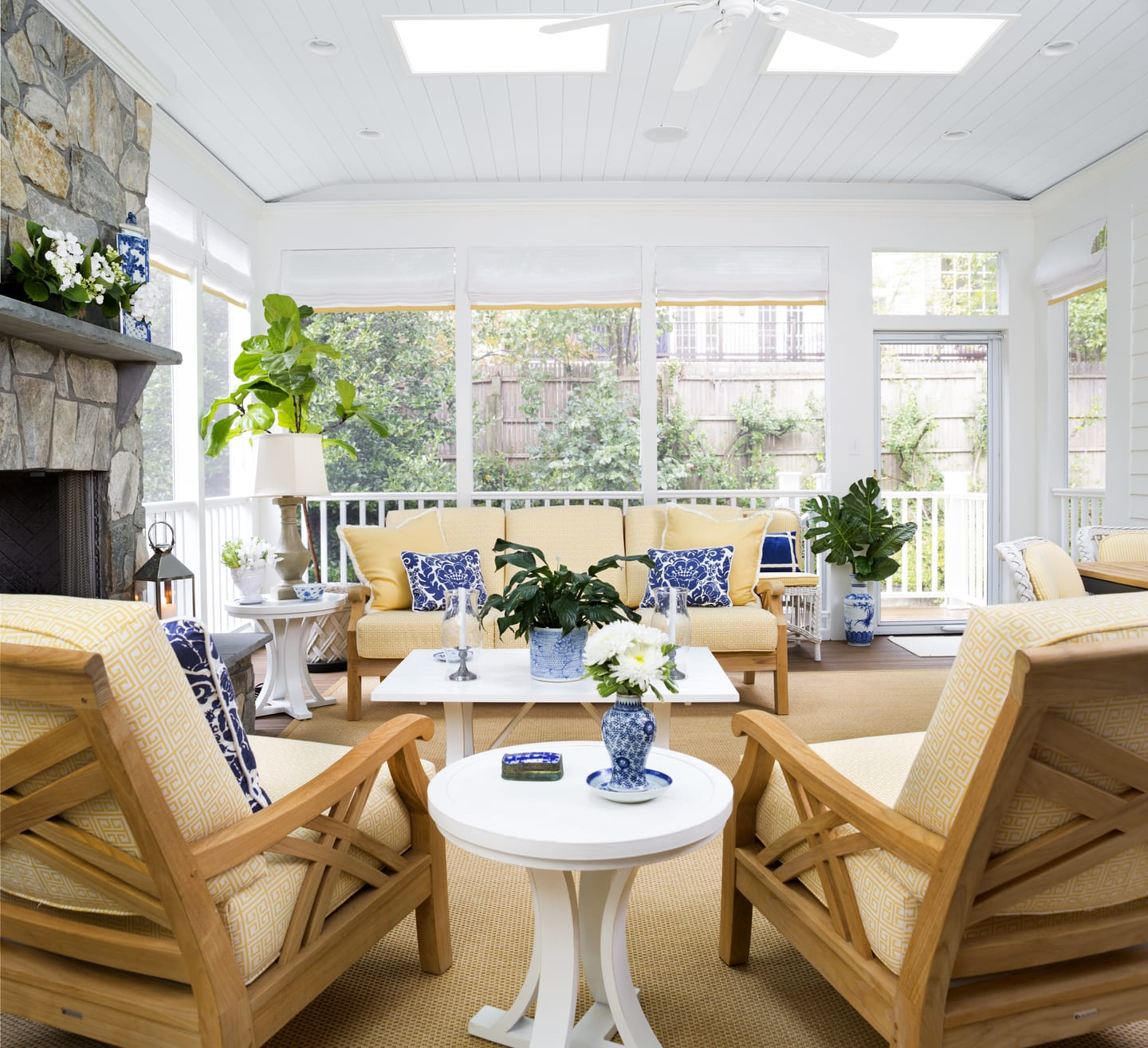 Chevy Chase, Maryland Sunroom Additions